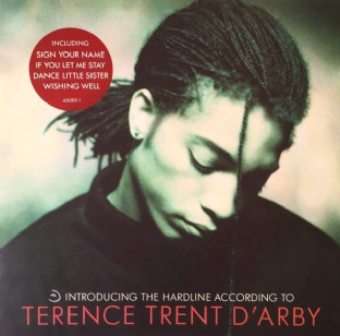 Terence Trent D'Arby - Introducing The Hardline According To... (LP) (VG/EX)